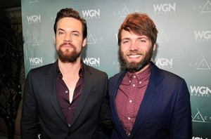 Shane West and Seth Gabel