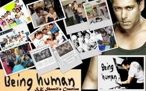 being humannnnnnnn