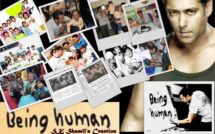 Salman Khan Images Being Humannnnnnnn Wallpaper And Background Photos
