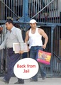 back from jailllllll - salman-khan photo