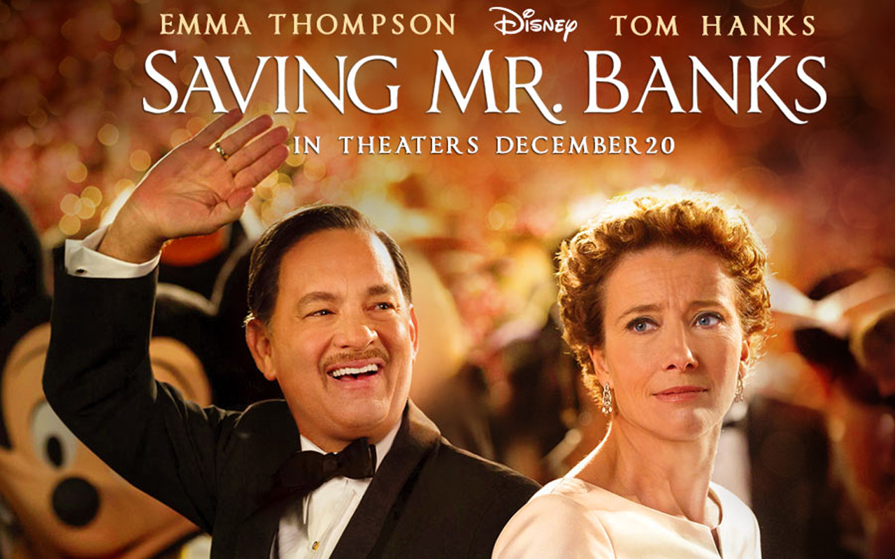 Saving Mr Banks - Saving Mr. Banks (Movie) Wallpaper ...