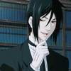 Sebastian Michaelis photo possibly with a business suit, a well dressed person, and a portrait entitled Sebastian Michaelis