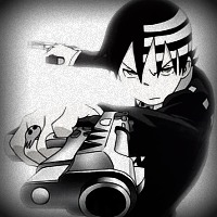 Death The Kid Soul Eater Self Made Icons Icon 36421206 Fanpop