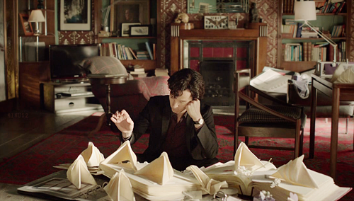 Sherlock (S3) - sherlock Photo
