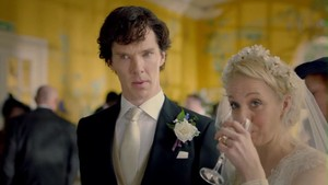 Sherlock 3x02 Screencaps