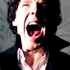 Sherlock Holmes<3