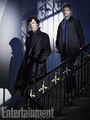 EW Magazine Stills - sherlock-on-bbc-one photo