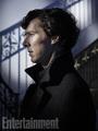 EW Magazine Stills - sherlock-on-bbc-one photo