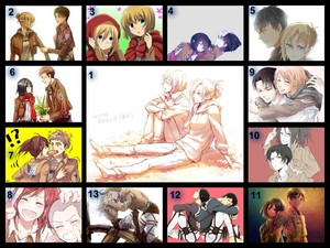 All possible Couples!! (no yaoi)