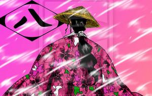 *Shunsui Kyoraku*