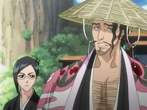 *Nanao & Shunsui*