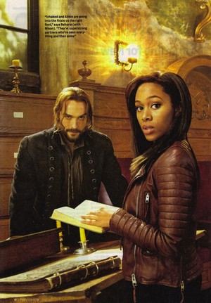 TV Guide Cover Story | Secrets of Sleepy Hollow | January 13-19, 2014