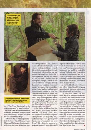 TV Guide Cover Story | Secrets of Sleepy Hollow | January 13-19, 2014