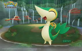 snivy in Pokepark 2