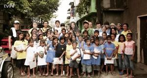 Volunteered in Baseco-Philippines (2009)