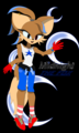 Midnight the Fox Request - sonic-fan-characters fan art