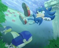 .:Deep Trouble:. - sonic-the-hedgehog photo