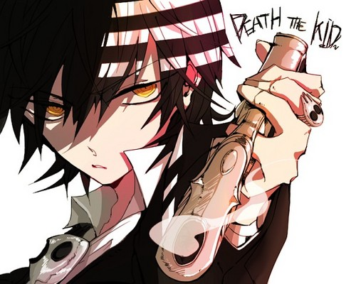Soul Eater (Пожиратель душ) Обои possibly with Аниме titled Death the Kid ~