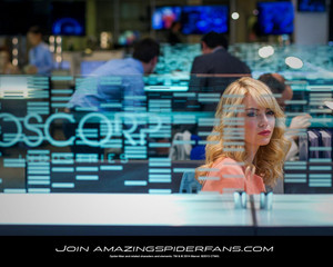 New foto of Gwen Stacy in The Amazing Spider-Man 2