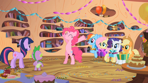 Big My little pony party