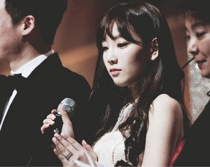 Taeyeon @ Golden Disk Awards