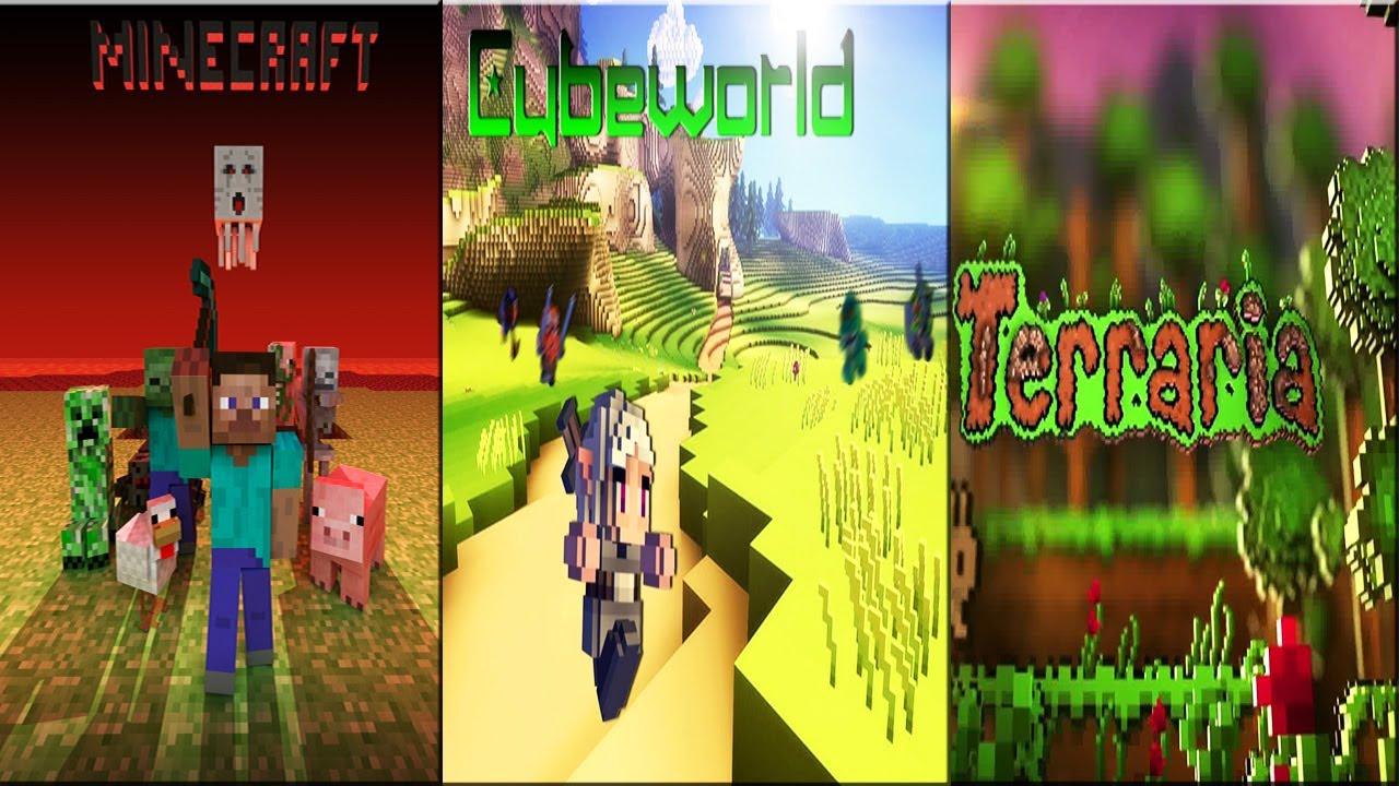 Beautiful Wallpaper Minecraft Terraria - Talking-and-having-fun-image-talking-and-having-fun-36404357-1280-720  Trends_1001725.jpg