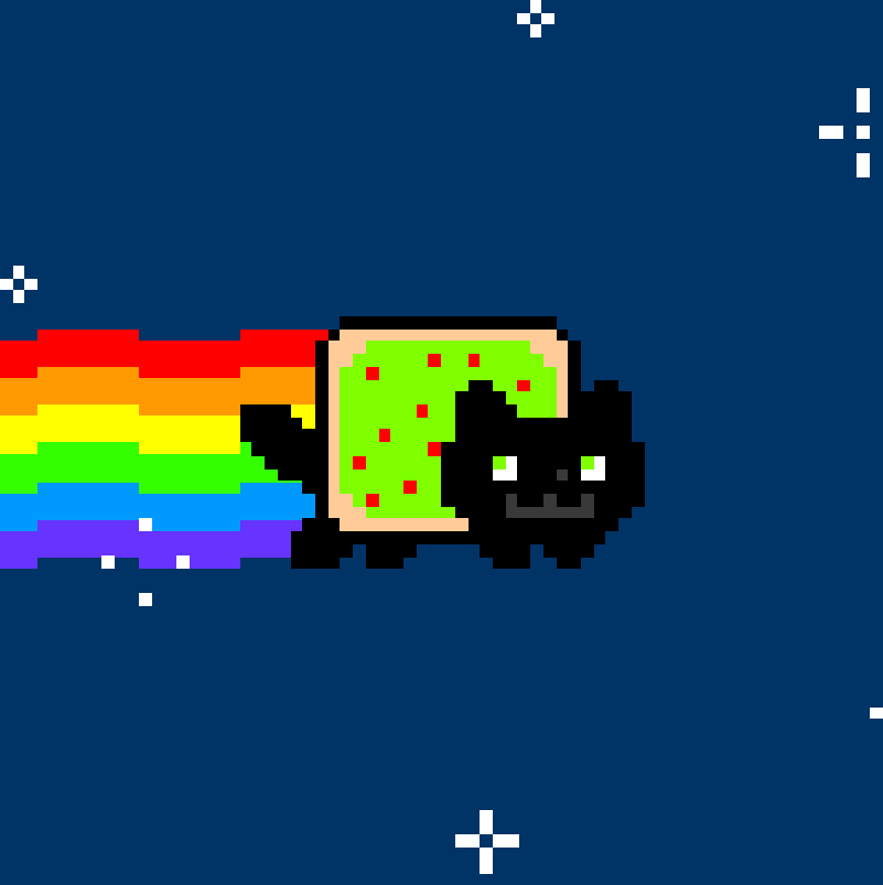talking and having fun images azrielle the nyan cat hd