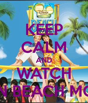 Keep Calm and watch Teen spiaggia Movie 2
