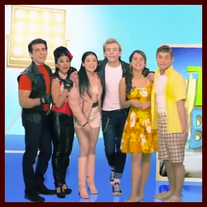Teen beach, pwani Movie Cast