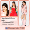 TBM Lela card - teen-beach-movie fan art