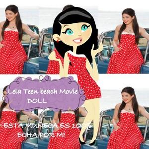 TBM Lela doll