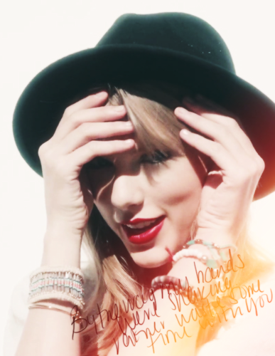 Teen Idols Hintergrund probably with a fedora called Taylor schnell, swift <13