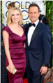 olden Globes 2014: Cute Couples Alert, Sophie Flack and Josh Charles - the-good-wife photo
