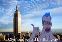 Olympus is that way