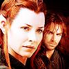 Kili and Tauriel
