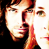Kili and Tauriel - DoS