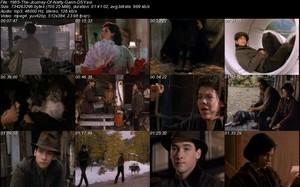 The Journey of Natty Gann Film Collage