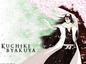 *Byakuya Kuchiki*
