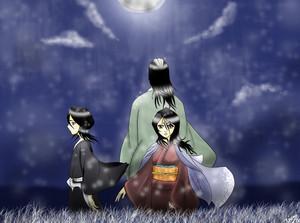 *Rukia*Byakuya*Hisana*