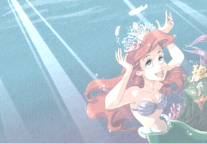 happy Ariel)
