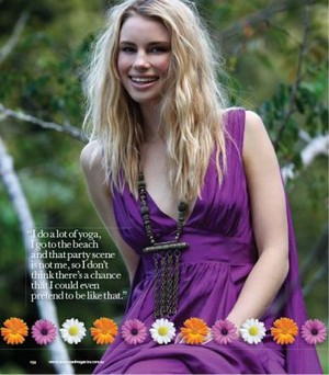 Lucy Fry for Ocean Road