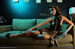 Sarah Hyland in Icon Magazine