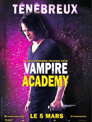 New Franch Poster - Dimitri