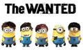 Minion versions of The Wanted - the-wanted photo