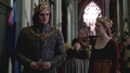 anne and richard with edward - the-white-queen-bbc photo