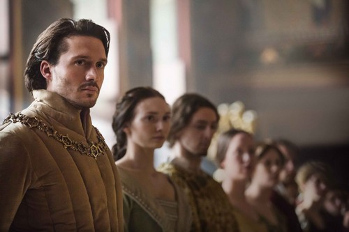 The white queen george and isabel scenes from a marriage