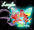 Layla Hopix - the-winx-club fan art