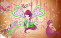 Roxy Wallpaper - the-winx-club wallpaper