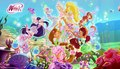 Winx Club Harmonix - the-winx-club wallpaper