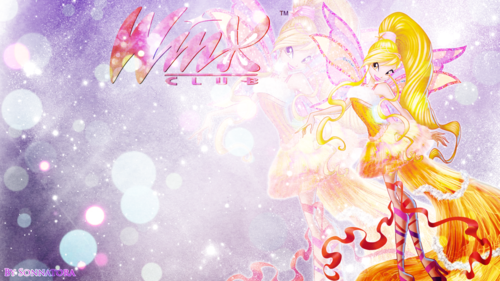 o clube das winx wallpaper called Stella Harmonix